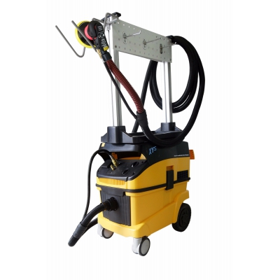 XYS Free Dust Mobile Dry Grinder(Fundamental)